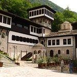 Foto van Monastery St. Jovan Bigorski