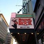 Φωτογραφία: Pantages Theatre
