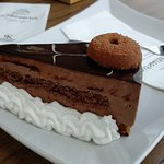 Mascarpone & Nutella cake