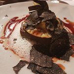 Amazing Ravioli with copious amounts of tasty truffle