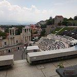 Plovdiv Roman Theatre Photo