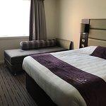 Foto de Premier Inn Leeds City Centre (Whitehall Road) hotel