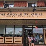 Billede af The Argyle St. Grill