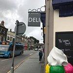 Deli and ice-creams