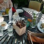 Bild från Tea and Garden Rooms