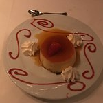 Flan (Mexican Custard) very good