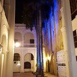 Otro patio del palacio de inquisicion