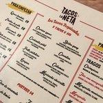 Foto Tacos la neta