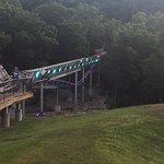 Bilde fra The Runaway at Branson Mountain Adventure Park