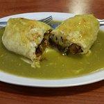 Small Southwest Burrito