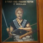 Freedom fighter of Meghalaya