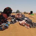 baños de arena, que ayudan al dolor de los huesos