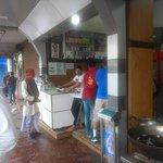 Raju Tea Stall: Billing Counter