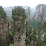 صورة فوتوغرافية لـ ‪Wulingyuan Scenic and Historic Interest Area of Zhangjiajie‬