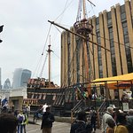 Photo of Golden Hinde