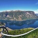 Aurlandsfjellet National Tourist Route Foto