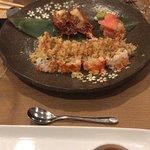 Maki Carabinero es un plato increíble, buenísimo