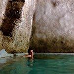 Terme in grotta...per me la piscina più bella.