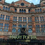 Harry Potter and the Cursed Child ภาพถ่าย