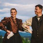 Bilde fra Traditional Slovenian Evening