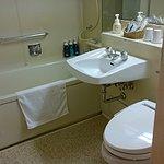 古めかしいバスルーム