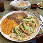 Fish tacos - tilapia