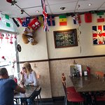 World Cup ready great atmosphere and great food and service 🤪