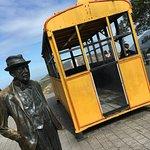 Old cable car, Sugar Loaf