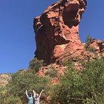 Bild från Fay Canyon Trail