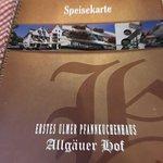 Photo of Erstes Ulmer Pfannkuchenhaus - Allgauer Hof Fam. Hagmayer