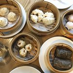 selections of Dim Sum