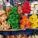 Bild från Osh Bazaar