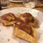 Ravioli di Lampredotto is a house specialty (so good!)