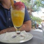 coupe sorbets limonade