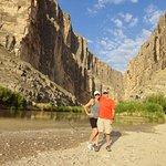 صورة فوتوغرافية لـ Santa Elena Canyon