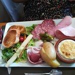صورة فوتوغرافية لـ Cafe Restaurant le Modern