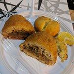 Arancini, crocchetta deliciousness!