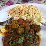 Bild från Kebabish Masala