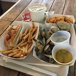 صورة فوتوغرافية لـ Holbrook's Lobster Grille and Snack Bar