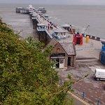Bilde fra Llandudno Pier
