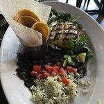 Mahi Mahi Tacos Platter