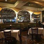 Elegant dining room at Brio Tysons Corner