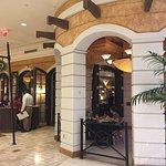 Entry to Brio in Tyson's Mall