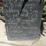 La Cubana Restaurant in Caye Caulker-special drink offer