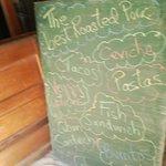 La Cubana Restaurant in Caye Caulker-special day's offer