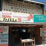 La Cubana Restaurant in Caye Caulker