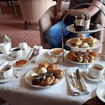 Afternoon Tea at Armathwaite Hall