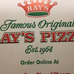Ray's - the famous original!