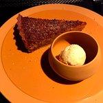 Treacle Tart slice