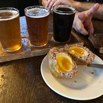 Flight with scotch eggs. Great! (322839873)